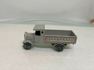 Matchbox Models of Yesteryear Y6 1916 AEC 'Y' Type Lorry