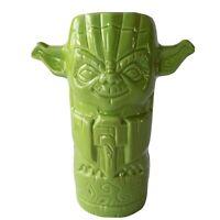 Geeki Tiki Star Wars YODA 12 oz. Ceramic Tiki Mug