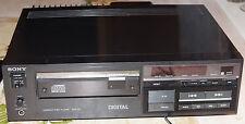 CD Player Sony CDP 101 con mando a distancia