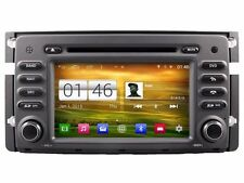 """7"""" Android 4.4 Car DVD Player GPS Radio for Smart Fortwo W451 II 2007-2011"""