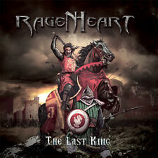 RAGENHEART-The Last King CD Private,Queensryche, Conception,Warlord,Hittman,Riot