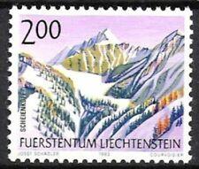 Liechtenstein Nr.1059 ** Freimarke Berge 1993, postfrisch