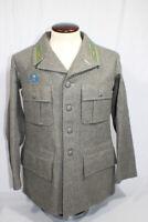 WW2 Swedish Sweden Army Wool Uniform Jacket. 1940 Dated. W/ Insignia.