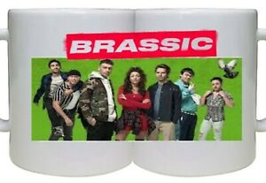 Brassic TV show Funny Mug - ideal gift Birthday, Christmas TV Lover