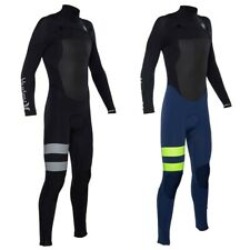 Hurley Men's Fusion 403 4/3mm Long Sleeve Full Wetsuit (Size XS)