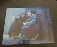 GARY OLDMAN SIGNED 8X10 PHOTO RADCLIFFE HARRY POTTER W/COA+PROOF RARE WOW