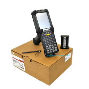 Motorola UPGRADED TO WM 6.1 MC9090G MC9090-GK0HJEFA6WR 2D WiFi Barcode Scanner