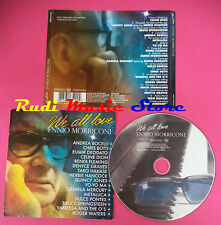 CD We All Love Ennio Morricone Compilation METALLICA DEODATO no mc vhs dvd(C37)
