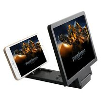 3d Enlarged Screen Mobile Phone Amplifier Magnifier Bracket Cellphone Holder