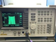 Hp Agilent 8594e Portable Spectrum Analyzer 9 Khz To 29 Ghz Options Calibrated