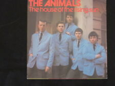 THE ANMALS  -7 inch Cover -THE HOUSE OF THE RISING SUN(for replacing or framing)