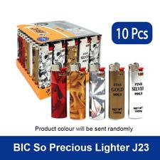 10x Genuine BIC Big Large Cigarette Cigar Tobacco Lighter Lights AU