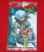 Queen's Blade Collection Anime Trading Card Irma Akaga Hirotaka #1