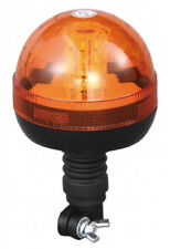 LED Hazard Beacon Flexi Pole 12/24v Maypole MP4093