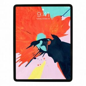 APPLE iPad Pro 3. Gen 12,9 Zoll 256GB Wi-Fi + Cellular Tablet spacegrau wie NEU