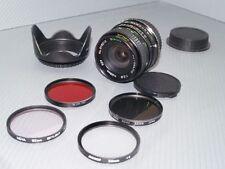 Manual Focus Fixed/Prime Camera Telephoto Lenses 28mm Focal