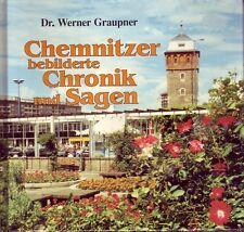 Chemnitz = Chemnitzer cronaca illustrate e dire/1. edizione/1993/RICONDIZIONATO/RAR!