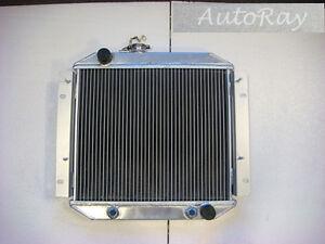 Aluminum Radiator for Ford Escort 1971-1980 72 73 74 75 76 77 78 79 80 AT/MT