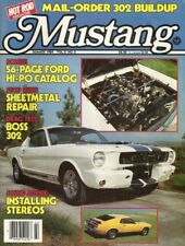 MUSTANG by HOT ROD 1984 SUM V 2, #2 - GT350 WEBER, DRAG PACK BOSS