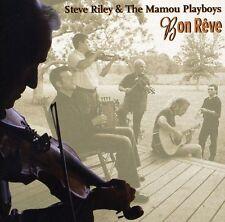 Steve Riley, Steve Riley & Mamou Playboys - Bon Reve [New CD]