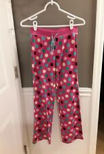 Girls Justice multicolor dotted Sleep Pajama Pants Size 14 FAST SHIPPING😁