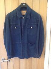 fa7586563c9 Denim Outer Shell Big   Tall Shirt Jacket Coats   Jackets for Men ...