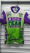 Bicycle Racing Jersey Team In Training Leukemia Lymphoma Society 2006 SZ S