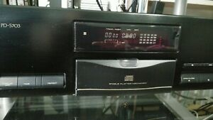 Pioneer PD-S703 'Legato Link' CD player