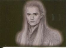 Lord Of The Rings Masterpieces I Bronze Foil Chase Card #2 Legolas
