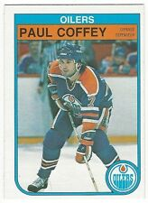1982-83 OPC HOCKEY #101 PAUL COFFEY 2ND YEAR - EXCELLENT