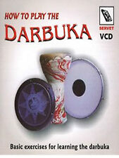 HOW TO PLAY DOUMBEK DARBUKA    CD IN ENGLISH
