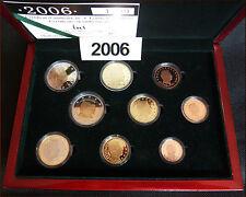 """Luxemburg 2006 PP Offizieller KMS Sondermünze """" Guillaume """""""