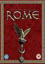 Rome - Series 1-2 - Complete (Blu-ray, 2009, Box Set)