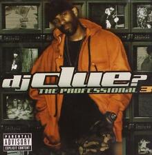 DJ CLUE - THE PROFESSIONAL 3 (NEW & SEALED) Hip-Hop CD Import