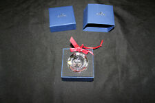 Swarovski 5135873 Baby's First Christmas 2015 Ornament - With Box - Preowned!