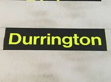 "Salisbury Destination Bus Blind 31""- Durrington"