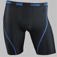 Men's Bicycle Cycling Shorts Bike Running Shorts Compression Wear L-2XL Black