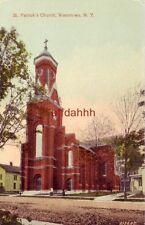 ST. PATRICK'S CHURCH, WATERTOWN, NY