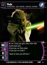 Star Wars TCG JG Jedi Guardians Yoda (D) 41/105