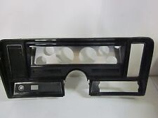 1969 CHEVY NOVA ALUMINUM GAUGE PANEL DASH BOARD CHEVROLET
