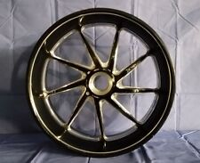 Ducati Diavel Carbon rear wheel 50211421B - Billet Alloy - Black/Silver - Used