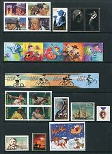 US 2012 Complete Year Set - Commemoratives & Definitives 157 Stamps USA NH