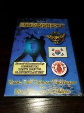 HAPKIDO Instructional Workout (DVD, 2008) Korean Martial Arts Training, Defense