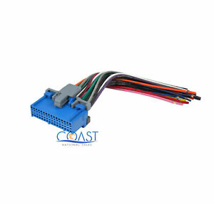 Reverse Wiring Harness for select 1994-2005 Buick Cadillac Oldsmobile Vehicles