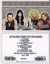 Little Big Town Tennessee Tn Drivers License fake id i.d. card