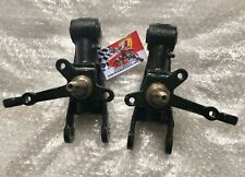 Classic FIAT 126  2 x stub axle steering knuckles Reconditioned