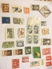 Grammy Rose's Vintage Postal Stamps