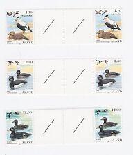 Postfrische Briefmarken aus Aland