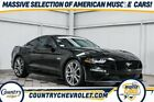 2018 Ford Mustang GT Premium 2018 Ford Mustang GT Premium 21695 Miles Shadow Black 2D Coupe 5.0L V8 Ti-VCT 10