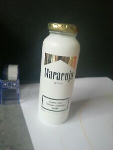 True Fruits Limited Edition No.11  Maracuja Smoothie Flasche Glas